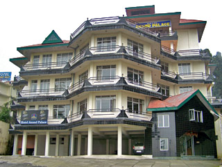Anand Palace Hotel Dharamshala