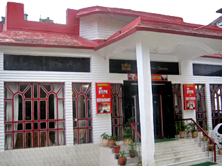 Him Queen Hotel Dharamshala