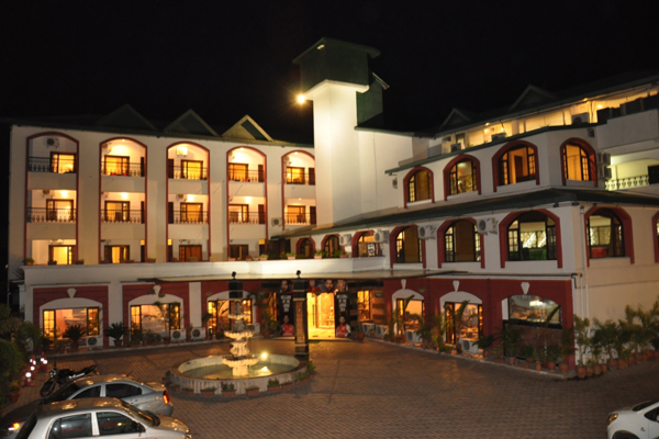 The Grand Raj Hotel Dharamshala