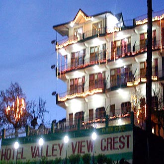 Valley View Crest Hotel Dharamshala