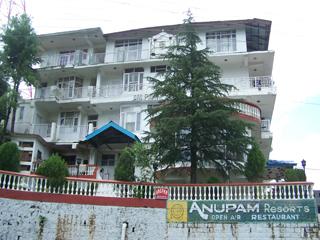 Hotel Anupam Resort Dharamshala